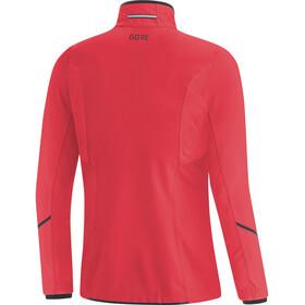 GORE WEAR R3 Gore-Tex Infinium Partial Jas Dames, roze/rood